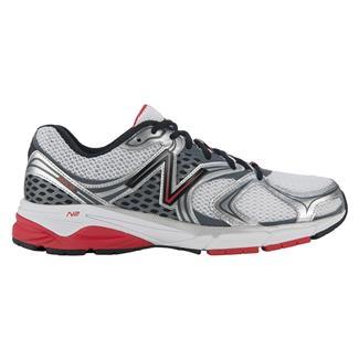 New Balance 940v2 Steel / Velocity Red