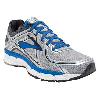 Brooks Adrenaline GTS 16 Silver / Electric Brooks Blue / Black