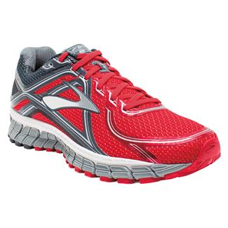 Brooks Adrenaline GTS 16 High Risk Red / Anthracite / Silver