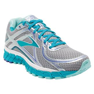 Brooks Adrenaline GTS 16 Silver / Bluebird / Blue Tint