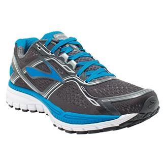 Brooks Ghost 8 Anthracite / Methyl Blue / Whiter