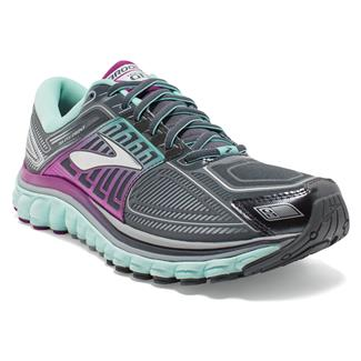 Brooks Glycerin 13 Anthracite / Ice Green / Hollyhock