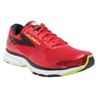 Brooks Launch 3 High Risk Red / Black / Nightlife