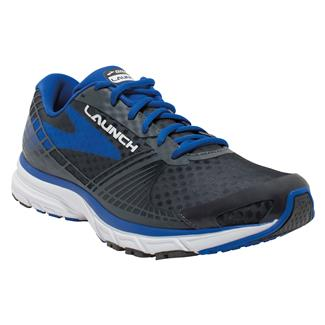 Brooks Launch 3 Anthracite / Electric Brooks Blue