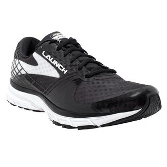 Brooks Launch 3 Black / White