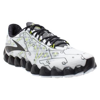 Brooks Neuro White / Black / Nightlife