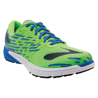 Brooks PureCadence 5 Green Gecko / Electric Brooks Blue / Black