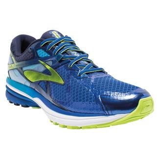 Brooks Ravenna 7 Surf The Web / Lime Punch / Peacoat Navy