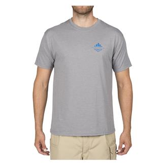 5.11 Stand With Us T-Shirt Heather Gray