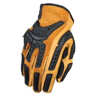 Mechanix Wear CG Full Leather Black / Leather