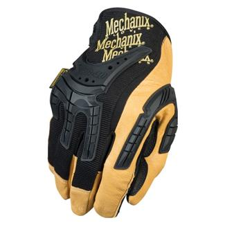 Mechanix Wear CG Heavy Duty Black / Leather