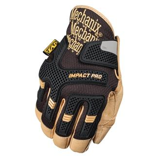 Mechanix Wear CG Impact Pro Black / Leather