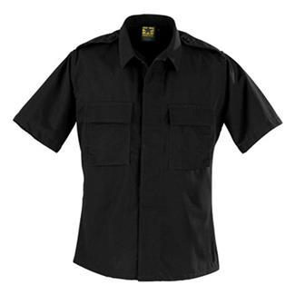 Propper Short Sleeve 2-Pocket BDU Shirts Black