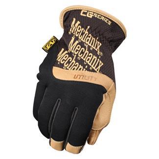 Mechanix Wear CG Utility Black / Leather