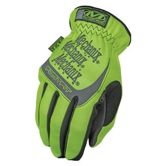 Mechanix Wear FastFit Safety HiViz Yellow