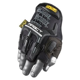 Mechanix Wear M-Pact Fingerless Black