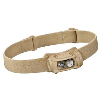 Princeton Tec Remix Pro Headlamp Tan Red / White