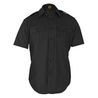 Propper Short Sleeve Tactical Dress Shirts Black