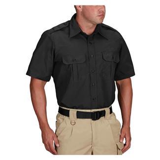 Propper Short Sleeve Tactical Dress Shirts Black