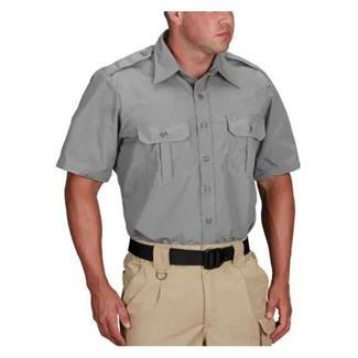 Propper Short Sleeve Tactical Dress Shirts Grey