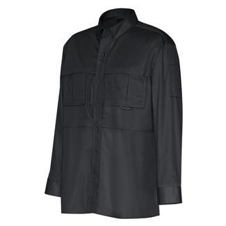 Dickies Long Sleeve Tactical Shirt Black