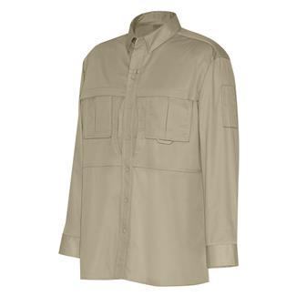 Dickies Long Sleeve Tactical Shirt Desert Sand