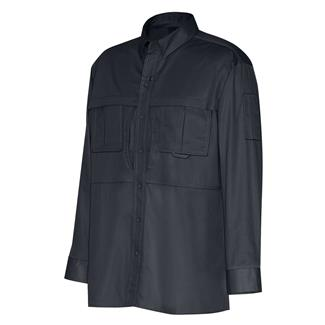 Dickies Long Sleeve Tactical Shirt Midnight Blue
