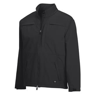 Dickies Softshell Tactical Jacket Black