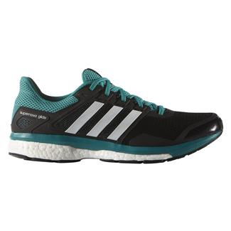 Adidas Supernova Glide 8 Black / White / EQT Green