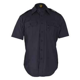 Propper Short Sleeve Tactical Dress Shirts Dark Navy