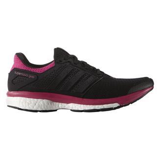 Adidas Supernova Glide 8 Black / Black / EQT Pink