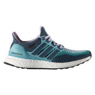 Adidas Ultra Boost Clear Green / Mineral / Purple Glow