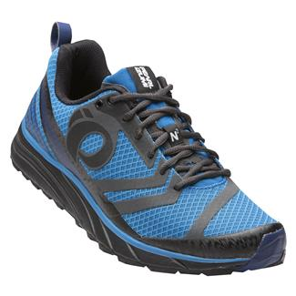 Pearl Izumi EM Trail M2 v2 Black / Fountain Blue