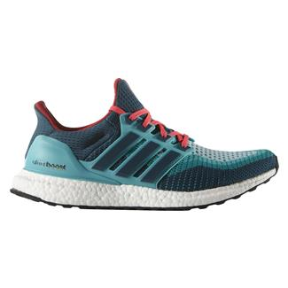 Adidas Ultra Boost Clear Green / Mineral / Shock Red