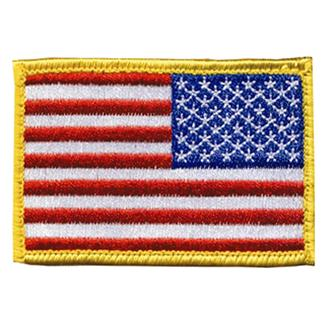 Blackhawk American Flag Reversed Patch Red / White / Blue