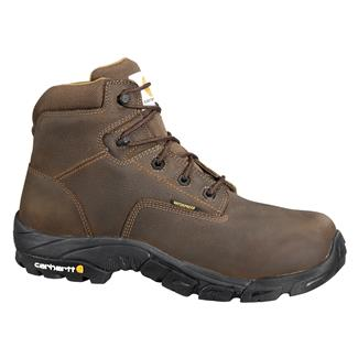 "Carhartt 6"" Hiker CT WP Dark Bison"