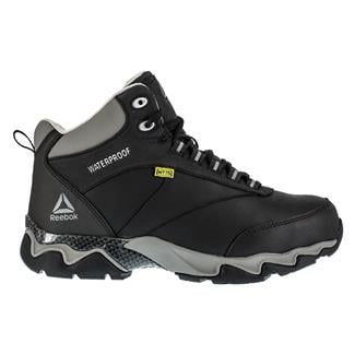 "Reebok 6"" Beamer Met Guard CT WP Black"