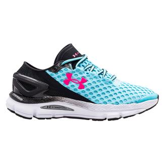 Under Armour SpeedForm Gemini 2 Sky Blue / Black / Harmony Red