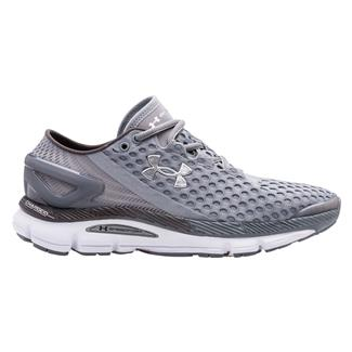 Under Armour SpeedForm Gemini 2 Steel / White / Metallic Silver