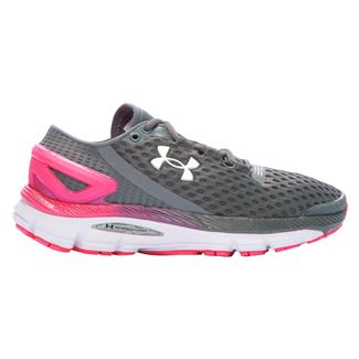 Under Armour SpeedForm Gemini 2 Graphite / Cerise / Metallic Silver