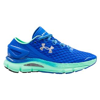 Under Armour SpeedForm Gemini 2 Ultra Blue / Antifreeze / Metallic Silver