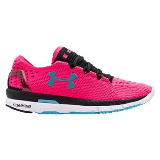 Under Armour SpeedForm Slingshot Harmony Red / Black / Sky Blue
