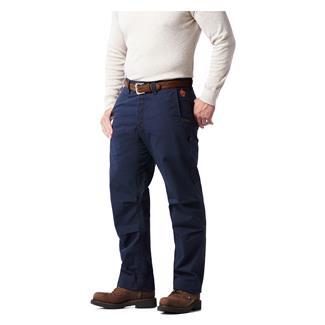 Justin FR Ripstop 5-Pocket Pants Navy
