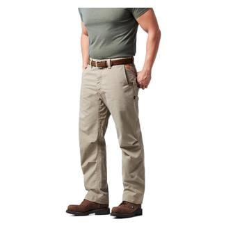 Justin FR Ripstop 5-Pocket Pants Tan