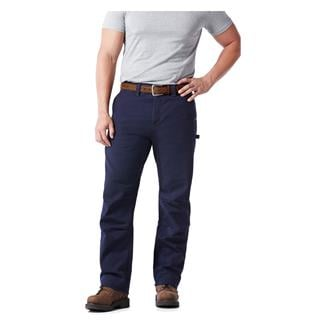 Justin FR 5-Pocket Pants Navy