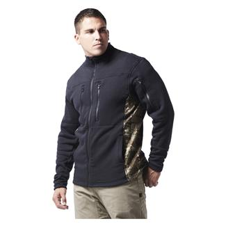 Justin FR Polartec Fleece Jacket Black / Realtree Xtra