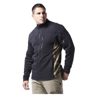 Justin FR Polartec Fleece Jacket Black / Realtree Xtra