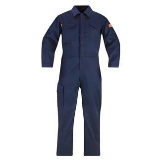 Propper FR Nylon / Cotton Coveralls Navy