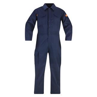 Propper FR Nylon / Cotton Coveralls Navy