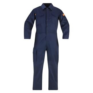 Propper FR 100% Cotton Coveralls Navy